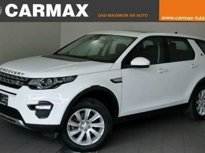 gebraucht Land Rover Discovery Sport 2.0 TD4 AWD HSE,Panorama,7Si,
