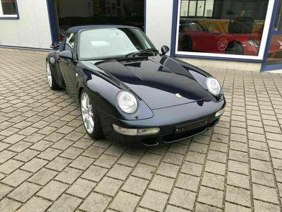 gebraucht Porsche 993 Turbo / Cabrio Unikat Revidiert