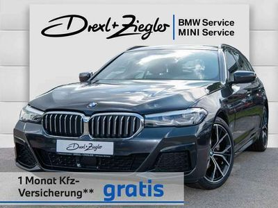 gebraucht BMW 520 d Tour M Sport AHK LiCoProf HiFi Alu19 P-Asis