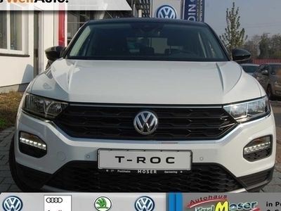 gebraucht VW T-Roc Style 1.0 TSI - Navi*PDC*LaneAssist!!!