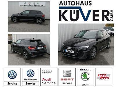 gebraucht Audi A1 Sportback 30 TFSI S-Line DSG Navi LED SHZ