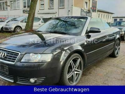 gebraucht Audi A4 Cabriolet 1.8 T Tüv 06/2021