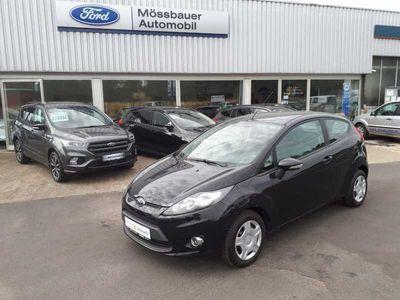 gebraucht Ford Fiesta 1.25 Trend (EURO 5), Gebrauchtwagen bei Alois Mössbauer GmbH