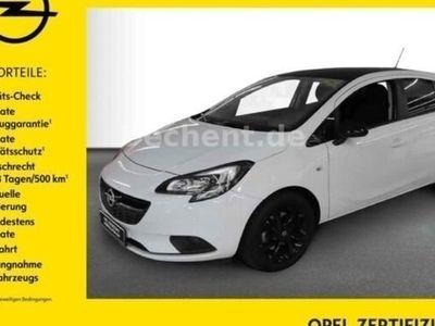 gebraucht Opel Corsa Corsa Color Edition