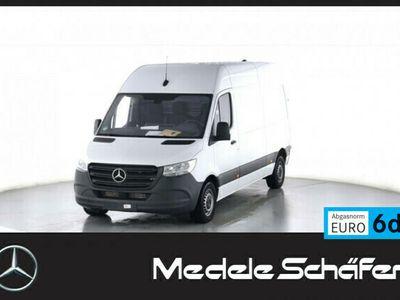 gebraucht Mercedes Sprinter 214 CDI Hochdach L2H2 EURO 6D TEMP RFK