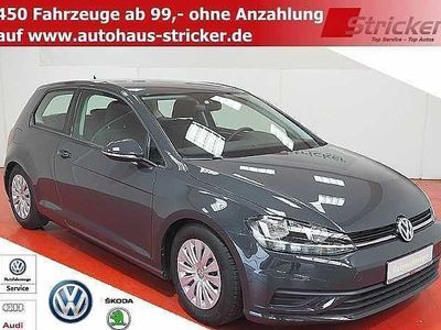 used VW Golf 1.0TSI 189,-ohne Anzahlung Tempomat