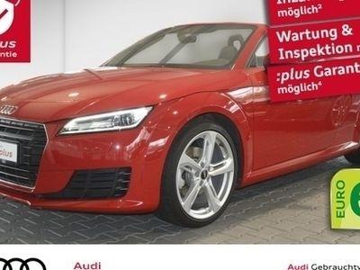gebraucht Audi TT Roadster 2.0 TFSI qu. Virtual Cockpit Automatik Xenon uvm