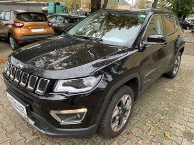 gebraucht Jeep Compass 1.4 MultiAir Limited 4WD EURO 6