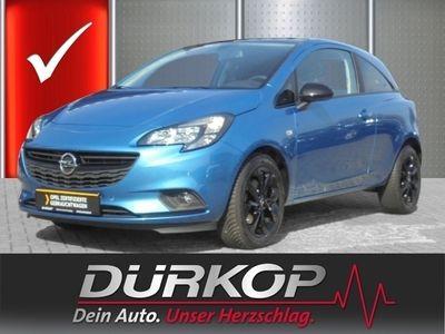 gebraucht Opel Corsa 1.4 Turbo Color Edition Sitzhzg PDC v+h Bluetooth