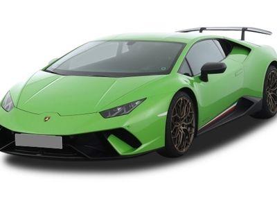 gebraucht Lamborghini Huracán LP640-4 Performante | Farbige Nähte | 5.2 Benzin