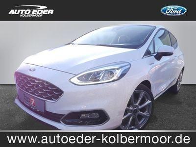 gebraucht Ford Fiesta 1.0 EcoBoost Vignale StartStopp EURO 6d-TEM