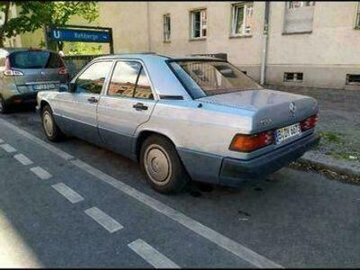 gebraucht Mercedes 190 MercedesBJ 1991 Benziner Automatik