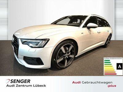 gebraucht Audi A6 Avant Sport 40 TDI S tronic S line Matrix