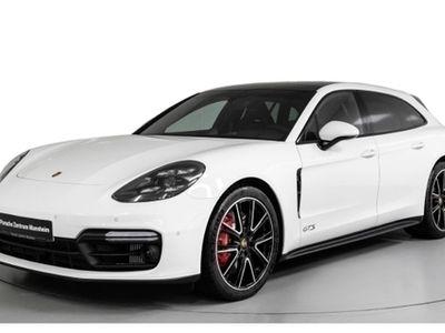 gebraucht Porsche Panamera Sport Turismo GTS Matrix HeadUp Pano