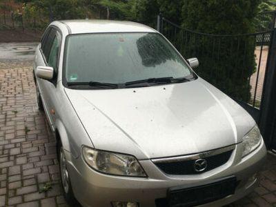 gebraucht Mazda 323 F,TÜV,Klima,Webasto-Standheizung,elektr. FH