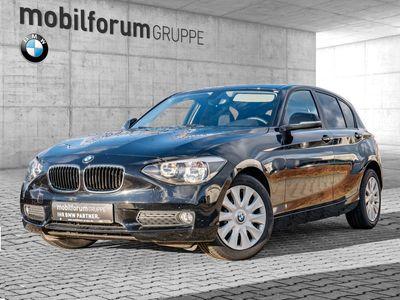 gebraucht BMW 116 i 5-Türer KLIMA PDC SHZ MTL. RATE 98,- EUR*