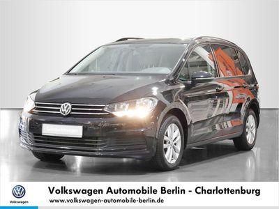 gebraucht VW Touran Comfortline 2.0 TDI Standhz. Leder SHZ Van/Comfortline