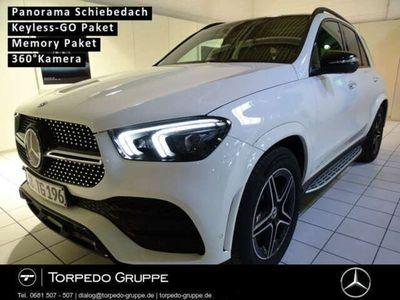 gebraucht Mercedes GLE450 AMG 4M AMG LED+NIGHT+PANO+AHK+DISTR+MBUX+AR+