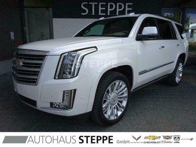 gebraucht Cadillac Escalade 6.2 8Gg.AT Platinum EU-Mod.AHK 7 Sitze