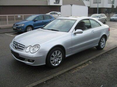 gebraucht Mercedes CLK200 Coupe,Klima,SD,,Navi,,SHZ,,Bi-Xenon,PDC