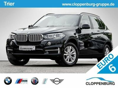 used BMW X5 xDrive40d Head-Up HK HiFi LED WLAN Standhzg.
