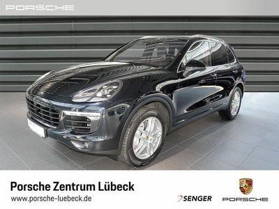 gebraucht Porsche Cayenne S LED Standheizung Surround View Bose