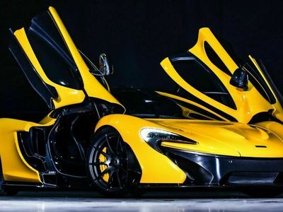 gebraucht McLaren P1 als Sportwagen/Coupé in Köln