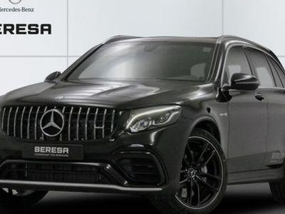 käytetty Mercedes GLC63 AMG AMG 4MATIC Burmester LED AHK Kamera Navi