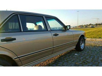gebraucht Mercedes 380 w126 SEL AMG V8 as new condition