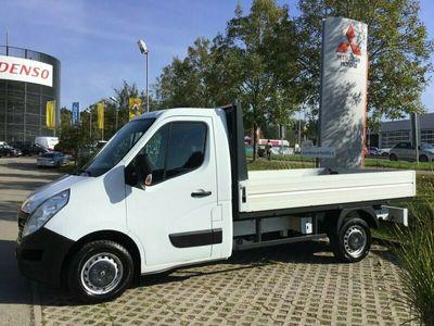 gebraucht Renault Master Pritsche/Fahrgest. 3,5t dCi 130 FAP Eruo6 L2H1 RWD