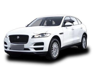 gebraucht Jaguar F-Pace 20d Pure AWD