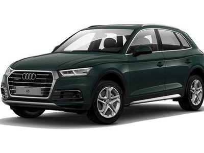gebraucht Audi Q5 Design Luftfwk AHK ACC Matrix B&O virtualcpt me