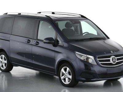 gebraucht Mercedes V220 d Edition Distronic/Sportpaket