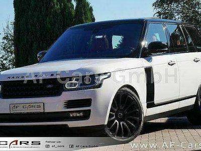 gebraucht Land Rover Range Rover Neu V8 Autobiography 50L V8S/C4WD 1.Hd.