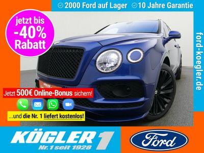gebraucht Bentley Bentayga Speed/Ceramic Brakes/Sport Exhaust als SUV/Geländewagen/Pickup in Bad Nauheim
