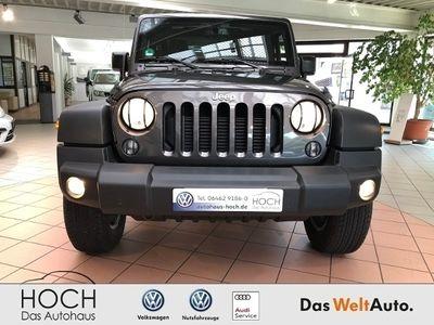 gebraucht Jeep Wrangler 2,8 CRD Rubicon Euro 6 dezenter Umbau
