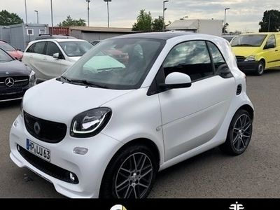 gebraucht Smart ForTwo Coupé BRABUS80 kW Pano.-Dach/Styling/BC