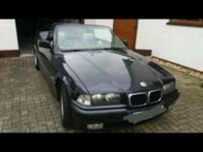 used BMW 320 Cabriolet i