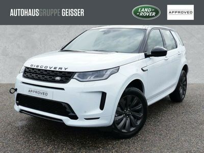 gebraucht Land Rover Discovery Sport D180 AWD R-DYNAMIC S Automatik