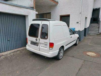 gebraucht VW Caddy Kasten/Camper