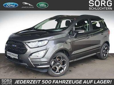 gebraucht Ford Ecosport 1.0 EcoB ST-Line*NAVI*KLIMA