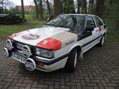 gebraucht Audi Coupé  Motor Revision,Schrick Nockenwelle,