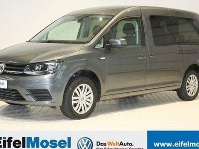gebraucht VW Caddy Maxi Life 2.0 TDI Trendline Klima