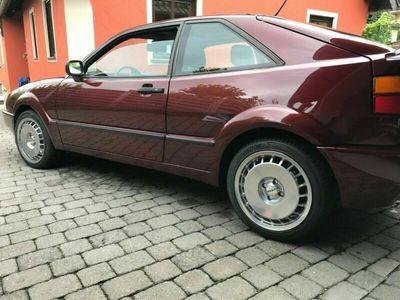 gebraucht VW Corrado 1.8 G60 ein Traum