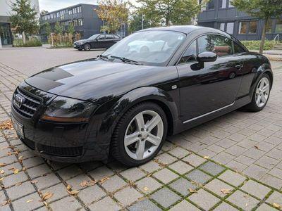 gebraucht Audi TT Coupe 1.8 T - Top Zustand - LPG als Sportwagen/Coupé in Pfungstadt
