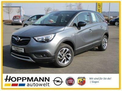 gebraucht Opel Crossland X 1.2Turbo 96KW/130 PS Innovation Klimaautomatik, AGR-Sitze mit Heizung