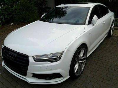 gebraucht Audi S7 Matrix LED, HUD, Sportabgas, Scheckheft uvm.