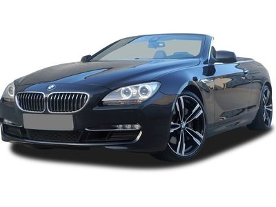 "gebraucht BMW 640 Cabriolet d xdrive 18""""LM 234 Alarmanlage PDC Navi"