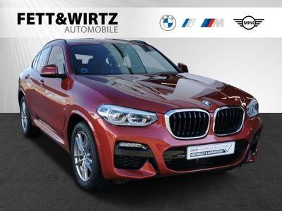 gebraucht BMW X4 xDrive30d AT M Sport