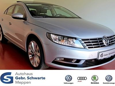 gebraucht VW CC 2.0 TDI DSG GRA Leder Navi Bi-Xenon Panorama